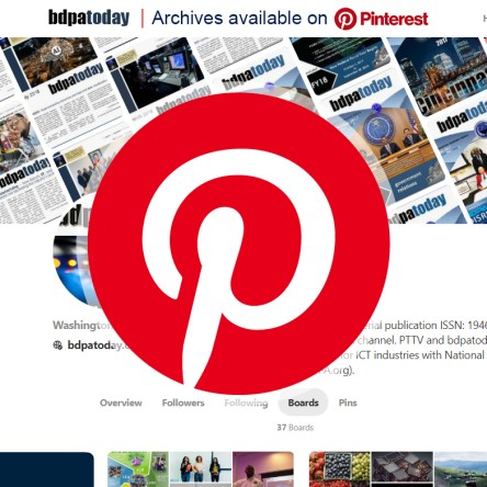 bdpatoday on Pinterest