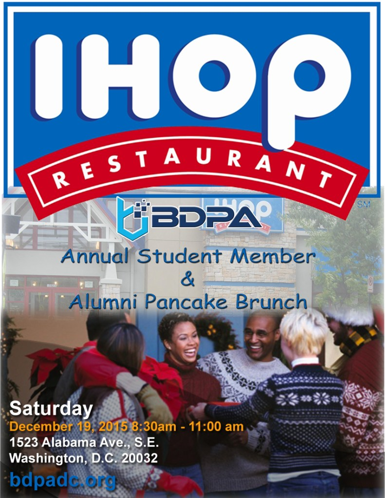 Home the Holidays | BDPA Students and Alumni Mixer