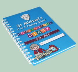 Home/School Diaries
