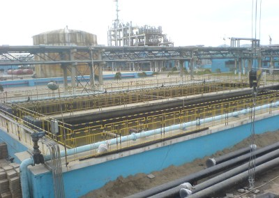 CNPC Group Acrylonitrile Treatment Plant