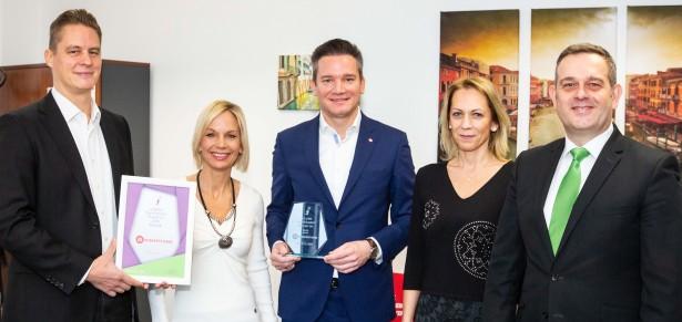 Ügyfélélmény különdíjat nyert a Budapest Bank