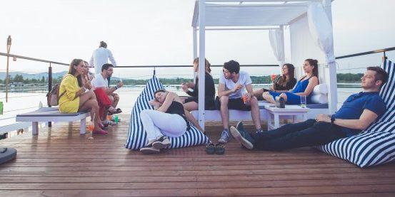 Samsung Beach – Különleges életérzés a Lupa-tónál