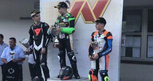 Rossi Moor!!! Fantasztikus győzelme az Olasz Junior Bajnokságon!