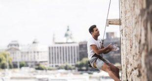 Budapest Urban Games: mászók hódítják meg a Budai Vár falait