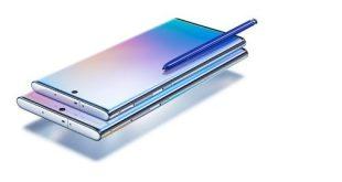 A Samsung Galaxy Note10 sorozat előrendelési eladásai meghaladták a Galaxy Note9 számait Magyarországon