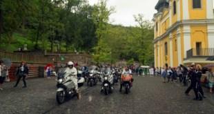 Motoros zarándoklat indul Szentkútra