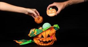 LUSH Halloween csomagok… Amikor eljön az éjszaka…