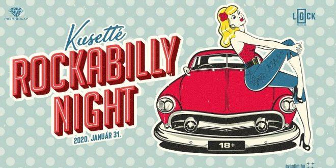 Kusetté Rockabilly Night