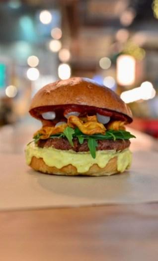 burger burger társkereső ismerd konjugálása német