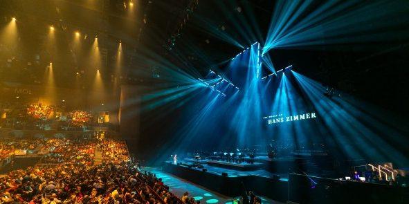 Gigantikus siker volt a Hans Zimmer koncert