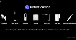 A Honor Choice portfólióval egy integrált okoseszközökből álló ökoszisztémát épít tovább a márka