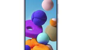 A Galaxy A21s okostelefonnal bővült a Samsung Galaxy A sorozata