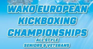 Megrendezik idén a kick-box Európa-bajnokságot