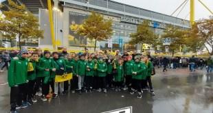 A Borussia Dortmund szaktekintélyével együtt keres futballtehetségeket az UDSE!