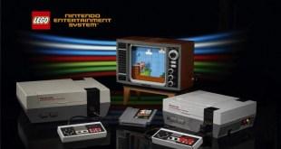 A LEGO bemutatja a klasszikus Nintendo Entertainment System™ LEGO változatát