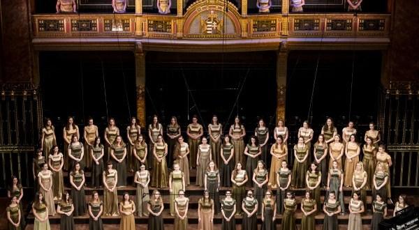 A Szent Efrém Férfikar ezúttal a Pro Musica Leánykarral énekel majd együtt