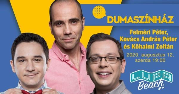 Lupa Duma – Costes vacsorával