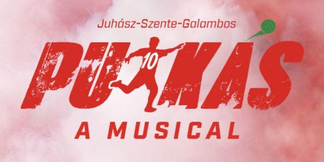 Novembertől újra színpadon a Puskás, a musical: nyílt castingot hirdetnek a főszerepekre!