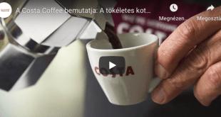 Kávé Világnap: így készül a tökéletes kávé kotyogós kávéfőzővel