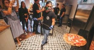 AVPN, azaz valódi nápolyi pizza minősítést kapott a budapesti Donna Mamma Pizza Napoletana