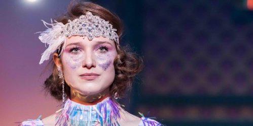 A nagy Gatsby Daisy-je Junior Príma Díjat vett át