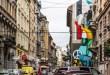 Berlin egy tűzfalon Budapesten