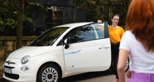 Dolce Vita négykeréken: Fiat 500-asokkal bővít a SHARE NOW Budapesten