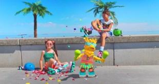 LEGO® VIDIYO™ – EGY FORRADALMIAN ÚJ VIDEÓKLIP-KÉSZÍTŐ ÉLMÉNY SÖPÖR VÉGIG A VILÁGON!