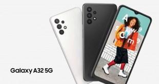 Megérkezett a Samsung Galaxy A32 5G