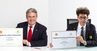 A Shell és a Scuderia Ferrari megújítja innovációs együttműködését a motorsport jövője érdekében