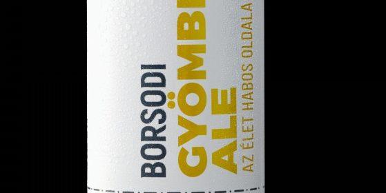 Itt vannak a Borsodi tavaszi újdonságai: Borsodi Gyömbér Ale és Borsodi Meggy Ale