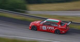 Nagy Norbi Racing Team – Súlyos baleset miatt törölték a hegyi Eb szlovákiai versenyét