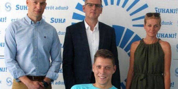 A Provident támogatásával működhet tovább a SUHANJ! Alapítvány akadálymentes edzőterme