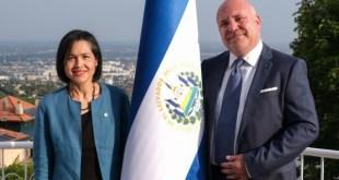 Bicentenáriumi megemlékezést tartott az El Salvador-i konzulátus