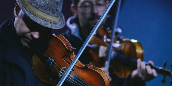 Zenével telt meg a Múzeumkert