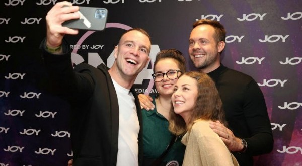 Átadták a JOY Social Media Award díjait