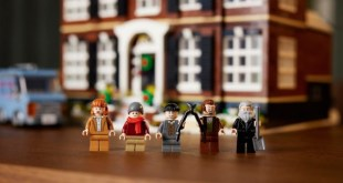 LEGO IDEAS RESZKESSETEK, BETÖRŐK! HÁZ