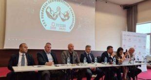 Sportdiplomáciai siker – Csabai Attila maradt az Európai Szkander Szövetség első számú alelnöke