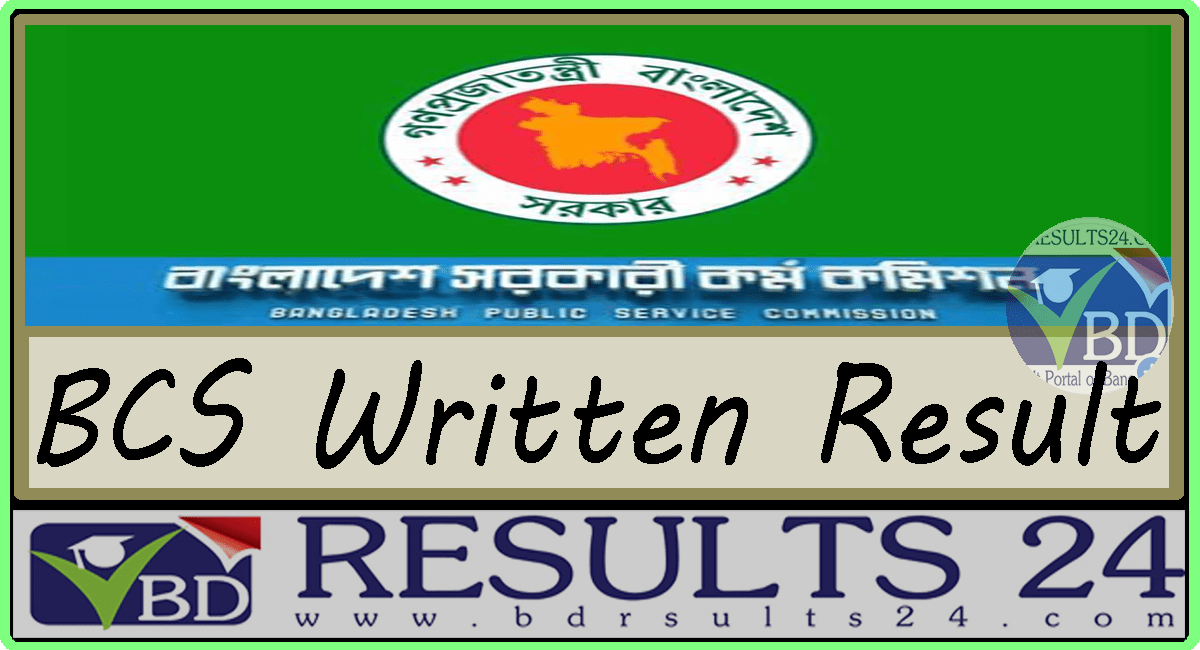 40th BCS Written Result – www.bpsc.gov.bd
