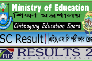 HSC Result Chittagong Education Board