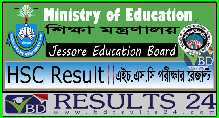 HSC Result Jessore Board Result