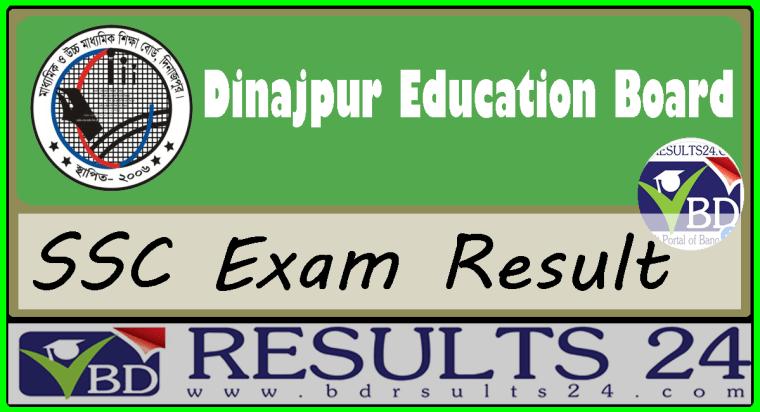 SSC Result Dinajpur Education Board