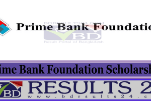 Prime Bank Foundation Scholarship