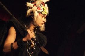 Blow-pipe Assassin (Kuching)