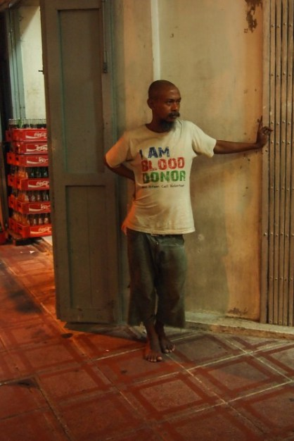 Blood Donor (Bangkok, 2011)