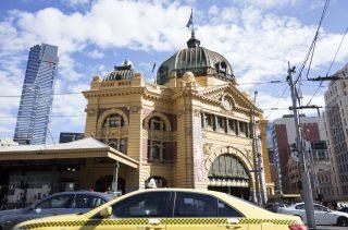 Roo Station (Melbourne, Australia 2014)
