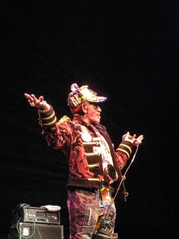 "Lee ""Scratch"" Perry (Brighton, UK 2011)"
