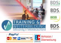 Selbständig in Mitteldeutschland - Training & Weiterbildung