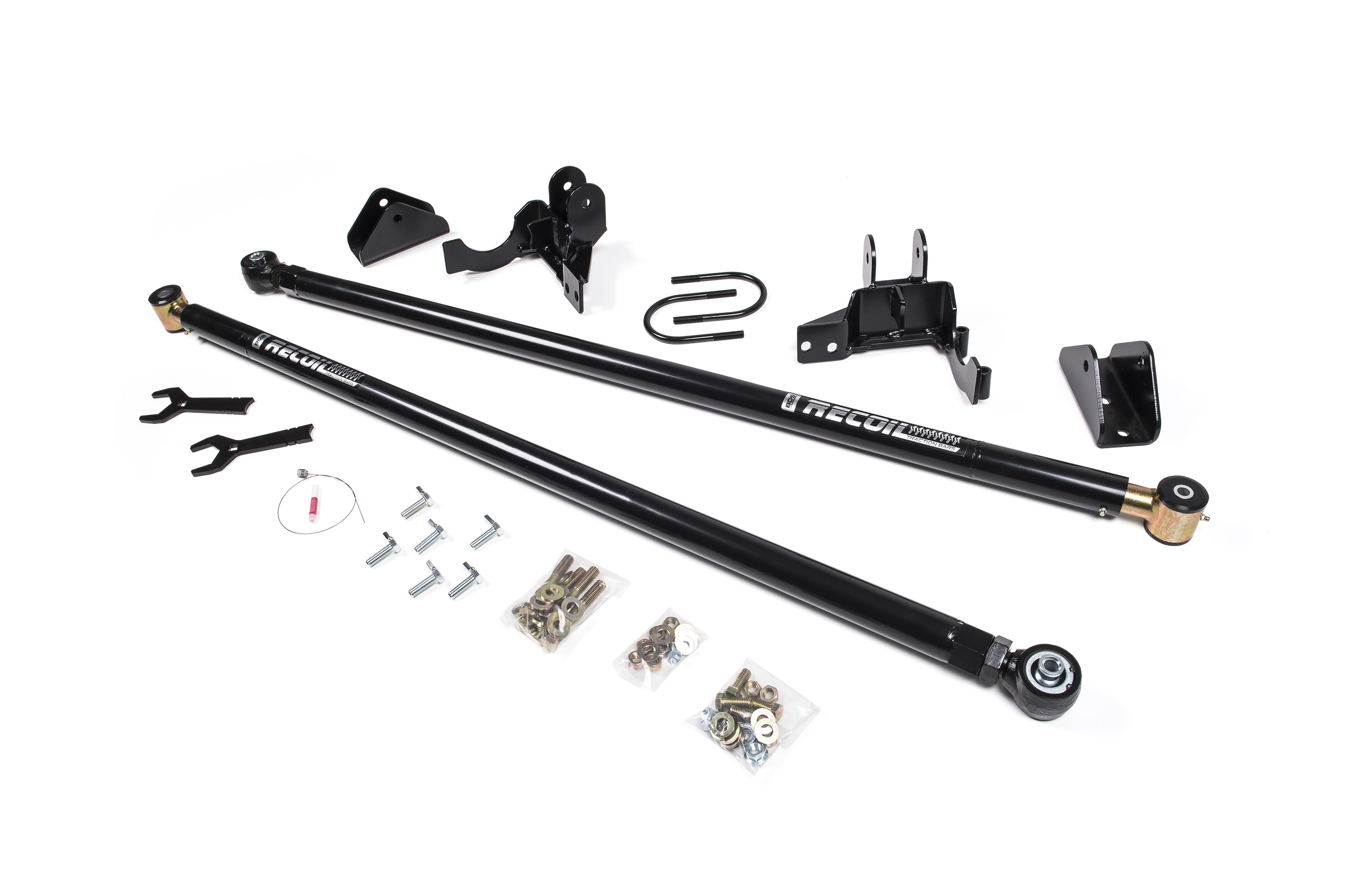 New Recoil Traction Bar Systems From Bds Suspension