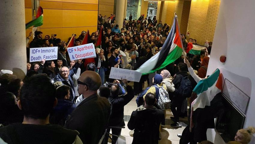 BDS Australia condemns the attack on Canadian students supporting Palestinian human rights